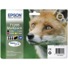 Epson T12854010 Tintapatron multipack Stylus S22, SX125 nyomtatókhoz, EPSON b+c+m+y, 16,4ml