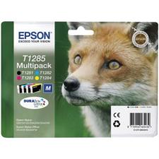Epson T12854010 Tintapatron multipack Stylus S22, SX125 nyomtatókhoz, EPSON b+c+m+y, 16,4ml nyomtatópatron & toner