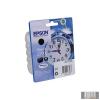 Epson T27114010 Tintapatron Workforce 3620DWF,7110DTW sorozat nyomtatókhoz, EPSON fekete, 17,7 ml