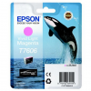 Epson T7606 Light Magenta 26ml Tintapatron
