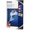 Epson Ultra Glossy Photo Paper, 100 x 150 mm, 300g/m², 20 Lap