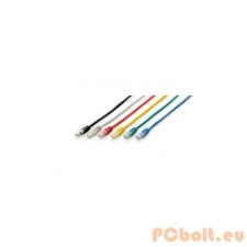 Equip 625433 UTP patch kábel, CAT6, 0,25m kék kábel és adapter