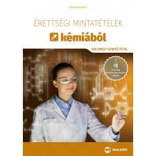 ÉRETTSÉGI MINTATÉTELEK KÉMIÁBÓL (180 EMELT SZINTŰ TÉTEL) tankönyv