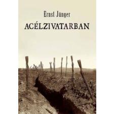 Ernst Jünger Acélzivatarban regény