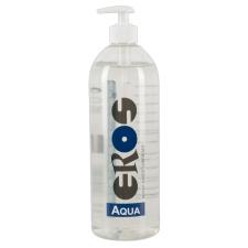 Eros EROS Aqua - flakonos vízbázisú síkosító (1000ml) síkosító