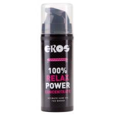 Eros EROS Relax 100% Power - anál ápoló síkosító nőknek (30ml) síkosító