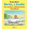 Erwin Moser Borisz, a kandúr - az autóvá változtatott fürdőkád