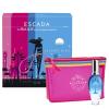 Escada Island Kiss (Limited Edition) női parfüm Set (Ajándék szett) (eau de toilette) edt 30ml + Nagyon szép kozmetikai táska