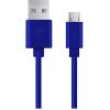 Esperanza CABLE MICRO USB 2.0 A-B M/M 0.8M BLUE