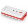 Esperanza ELECTRON EMP104WR Powerbank 5200 mAh - Fehér-piros