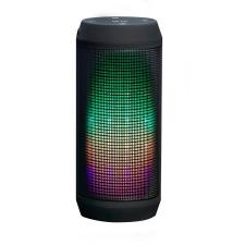 Esperanza EP133K FADO Bluetooth, LED, FM rádiós fekete hordozható hangszóró hangszóró