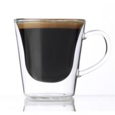 """. Espressos csésze, duplafalú, 12cl, 2db-os szett, """"Thermo"""" ajándéktárgy"""