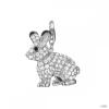 Esprit Anhänger medáls ezüst cirkónia Polar Rabbit ESCH91374A000