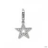 Esprit Anhänger medáls ezüst Glamour Star Stern ESZZ90533A000