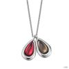 Esprit Női Lánc Collier ezüst cirkónia Drip Drop ESNL92108A420