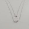 Esprit Női Lánc nemesacél ezüst nyaklánc Wish Stern ESNL029