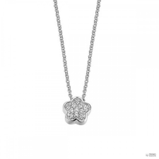 Esprit Női Lánc nyaklánc ezüst cirkónia Little Blossom ESNL92155A420 nyaklánc