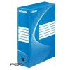 "ESSELTE Archiváló doboz, A4, 100 mm, karton, ESSELTE ""Standard"", kék"