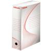 "ESSELTE Archiváló doboz, A4, 100 mm, karton, ESSELTE ""Standard"", fehér"