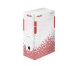 """ESSELTE Archiváló doboz, A4, 150 mm, újrahasznosított karton, ESSELTE """"Speedbox"""", fehér"""