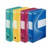 "ESSELTE Archiváló doboz, A4, 80 mm, karton, ESSELTE ""Standard"", zöld"