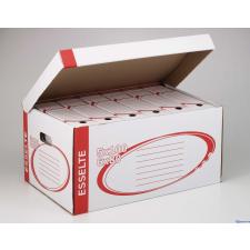 ESSELTE archiváló konténer fehér felfelé nyíló irattartó