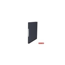 ESSELTE Bemutatómappa, 60 zsebes, A4, ESSELTE Vivida, fekete irattartó