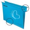"""ESSELTE Függőmappa, újrahasznosított karton, A4, ESSELTE """"Classic"""", kék"""