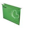 """ESSELTE Függőmappa, újrahasznosított karton, A4, ESSELTE """"Classic"""", zöld"""