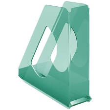 "ESSELTE Iratpapucs, műanyag, 68 mm, ESSELTE ""Colour`Ice"", zöld női papucs"