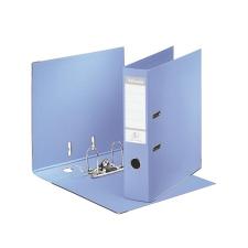 ESSELTE Iratrendező, 75 mm, A4, PP/PP, élvédő sínnel, ESSELTE Standard, levendula irattartó