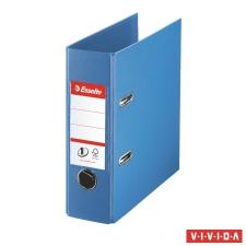 """ESSELTE Iratrendező, 75 mm, A5, PP,  """"Standard"""", Vivida kék irattartó"""