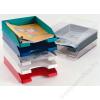 ESSELTE Irattálca, műanyag, ESSELTE Europost, kék (E11654)