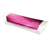 Esselte Kft. LEITZ iLAM Home Office A4 laminálógép, rózsaszín