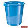 ESSELTE Papírkosár, 14 liter, ESSELTE Europost, Vivida kék (E623948)