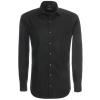 eterna slim fit fekete ing