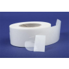. Etikett, 30 mm kör, 1000 etikett/tekercs, víztiszta