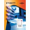 Etikett címke pd 105x74 szegély nélkül 800 db/doboz