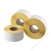 Etikett, thermo, 25x50 mm (ISCT2550)