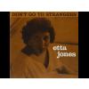 Etta Jones Don't Go to Strangers/Something Nice (CD)