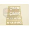 ETZ 250 MATRICA KLT. /84-86/ NEGATÍV
