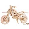 Eureka Gepetto's Workshop - Krosszmotor - 3D fapuzzle
