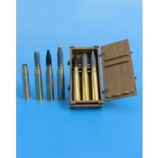 Eureka XXL 7,5 cm Pzgr.Patr.40 Kw.K.40/Stu.K.40 L/43 and L/48 rc modell kiegészítő