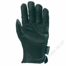 Euro Protection Bőrkesztyű, téli,kerguelen,fekete borjú/thinsulate bélés -10