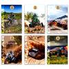 Eurocom Dakar: vonalas füzet - A4, 81-54, többféle