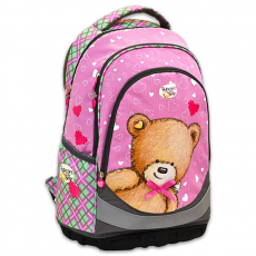 Eurocom Popcorn Bear: ergonomikus hátizsák
