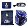Eurocom Real Madrid: négyrészes ergonomikus iskolatáska szett