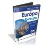 Európa földrajza - oktató CD