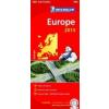 Europe EUROPE 2013 - EURÓPA AUTÓTÉRKÉP (705)