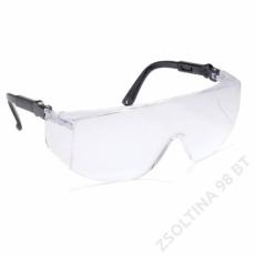 EuroProtection EPSILON víztiszta karcmentes védőszemüveg